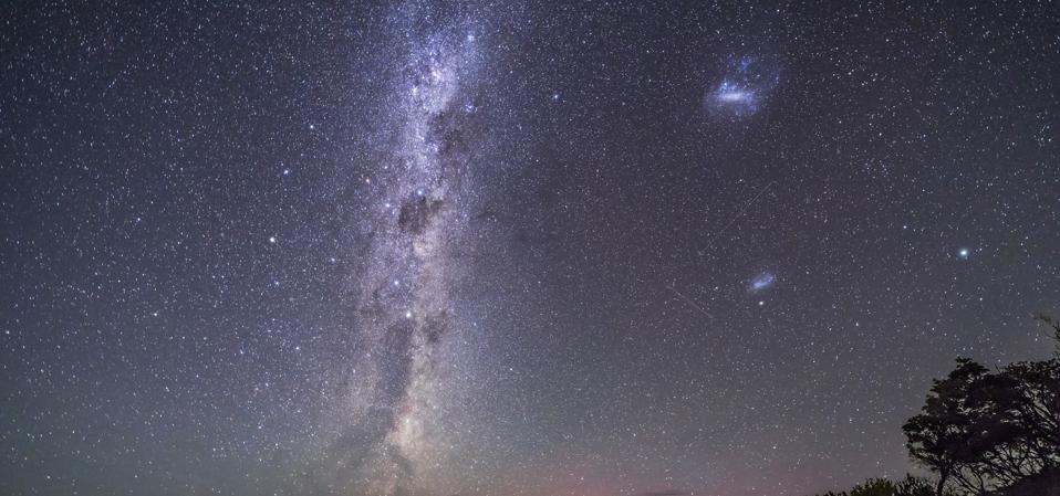 The Milky Way Steals From Its Neighbors
