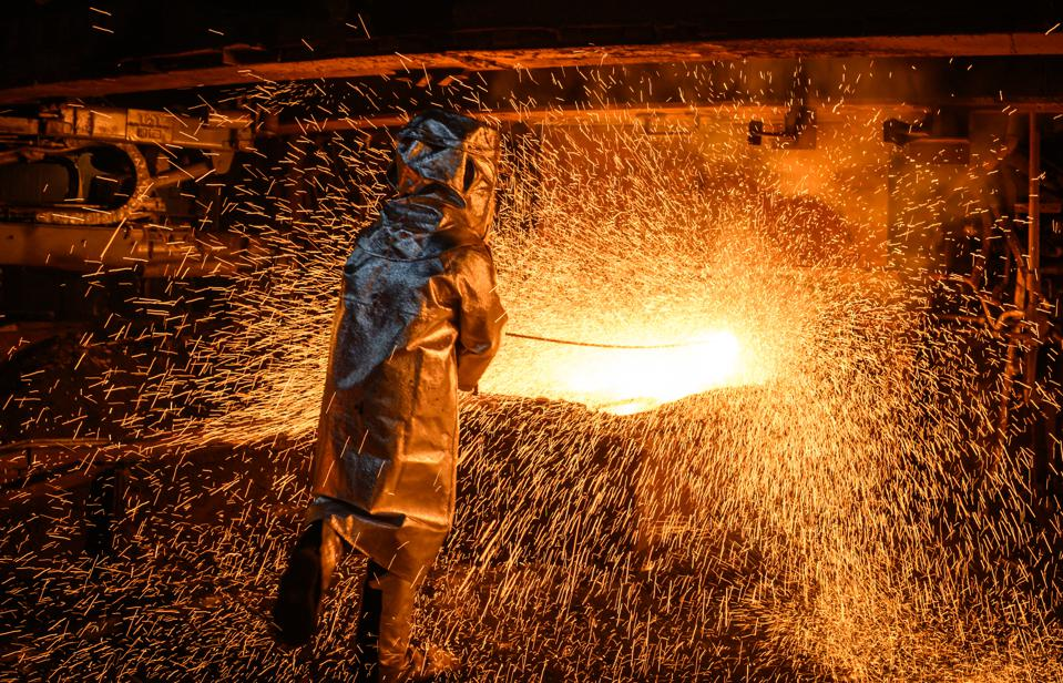 Nickel Surges Higher As A Supply Squeeze Looms, Leaving Gold Even Further Behind