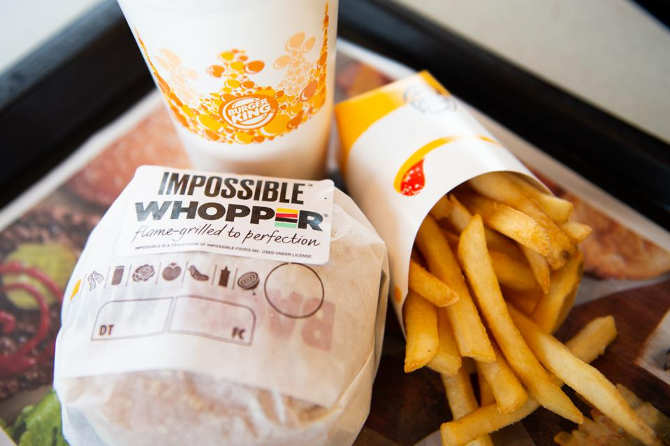 Burger King Offers Meatless Whopper In Its St. Louis Locations