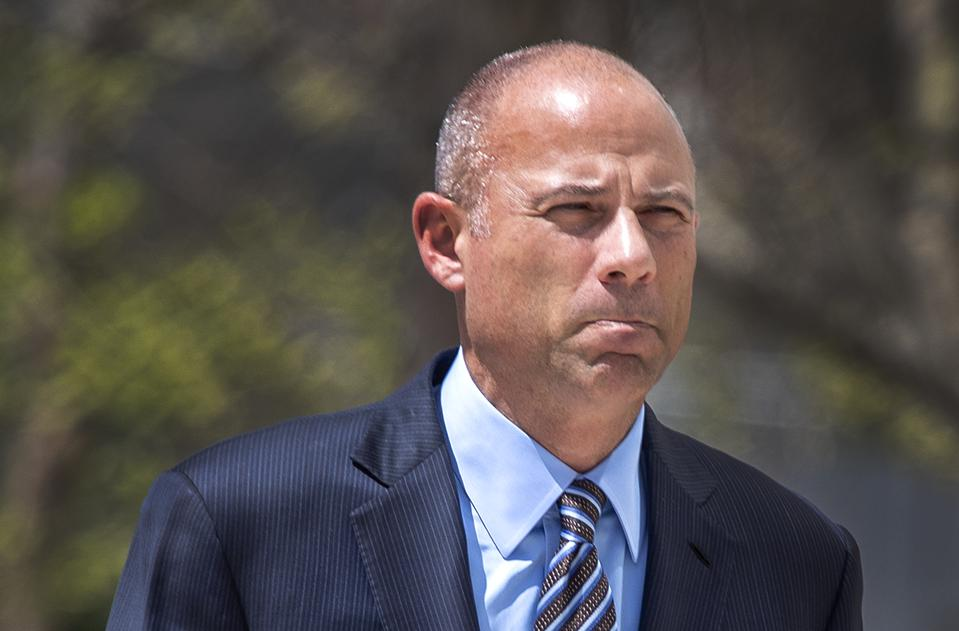 Lawyer Michael Avenatti Makes First Court Appearance In California For Bank And Wire Fraud Charges