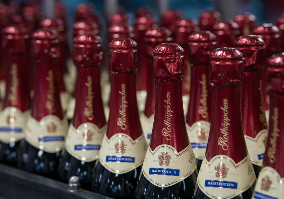 This Sparkling Wine Survived Nationalization And Privatization To Become Germany's Favorite