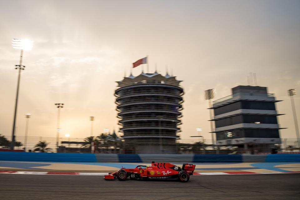 The 2020 Bahrain Grand Prix will be the first-ever F1 race with no spectators (ANDREJ ISAKOVIC/AFP via Getty Images)