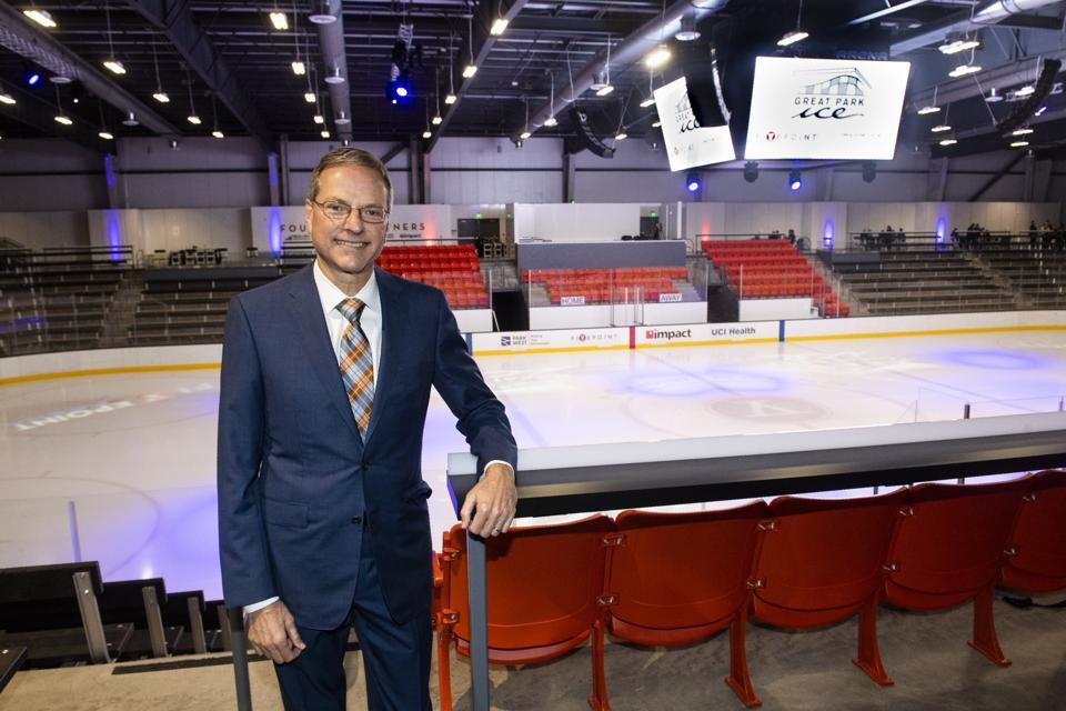 Great Park Ice opens in Irvine, CA