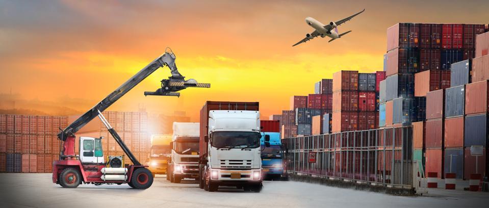 import export  logistics industry