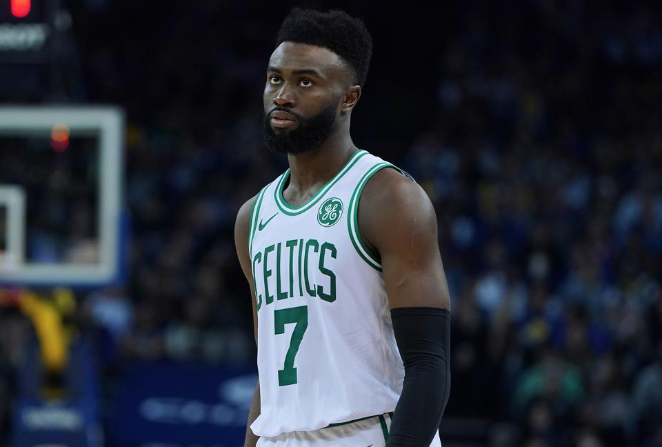 sneakers for cheap 8fbef dde3f Should The Boston Celtics Give Jaylen Brown An Extension?
