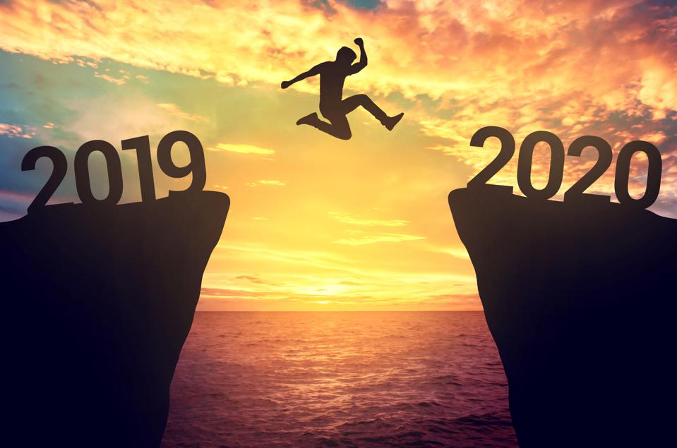 Leap into the new year with your best foot forward!