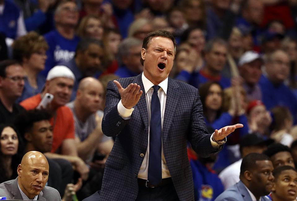 Kansas, Bill Self And The NCAA All Fighting In The Corner