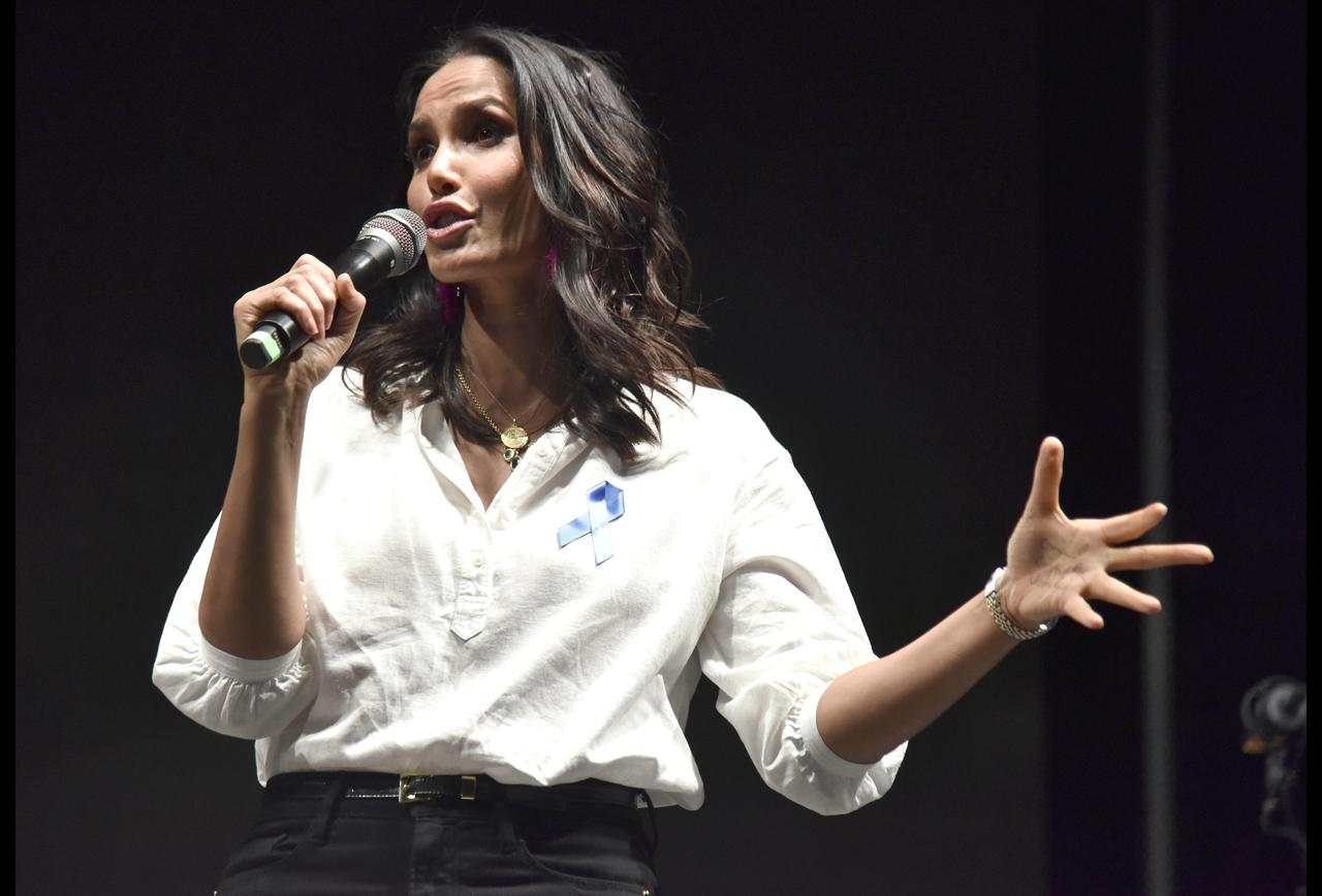 Padma Lakshmi And Stacy's Pita Chips Launch Funding And Mentorship Project For Female Food Founders