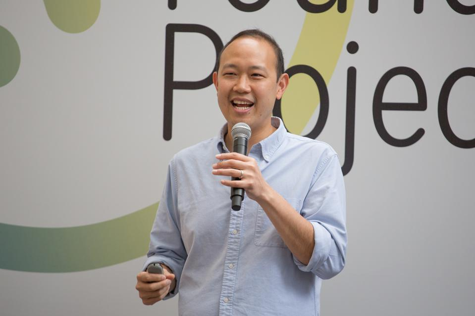 Chieh Huang, co-founder and CEO of Boxed.