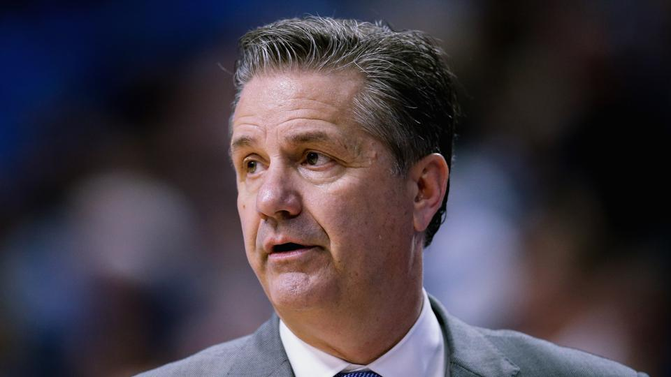 Ketucky Wildcats head coach John Calipari