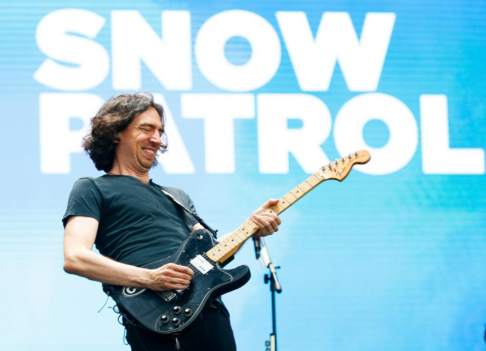 Snow Patrol, Nick Cave, Simply Red And The Script Reach The U.K. Top 10 With New Albums