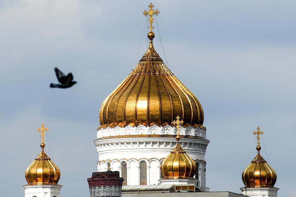RUSSIA-RELIGION-WEATHER