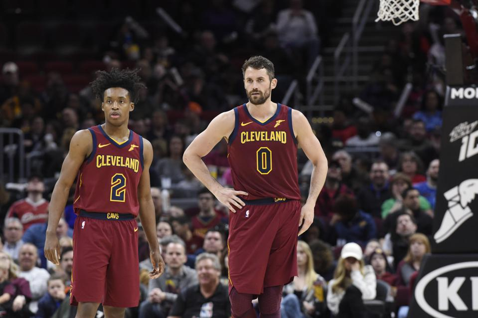 the latest afbd3 a423c Using NBA 2K20 To Simulate The Cleveland Cavaliers' 2019-20 ...