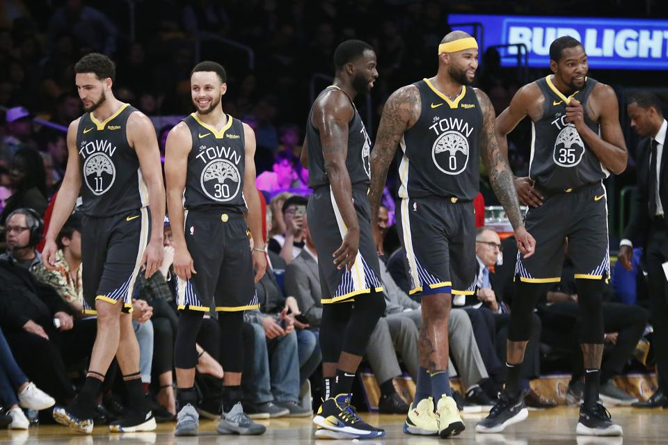 Warriors NBA Free Agency Preview: How Golden State Could Re