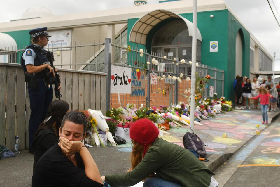 New Zealand Shooting Livestream Photo: Facebook And YouTube Are Trying—And Failing—To Contain