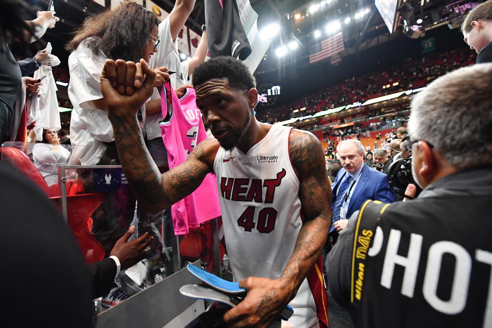 Udonis Haslem Still Has A Role To Play In Miami