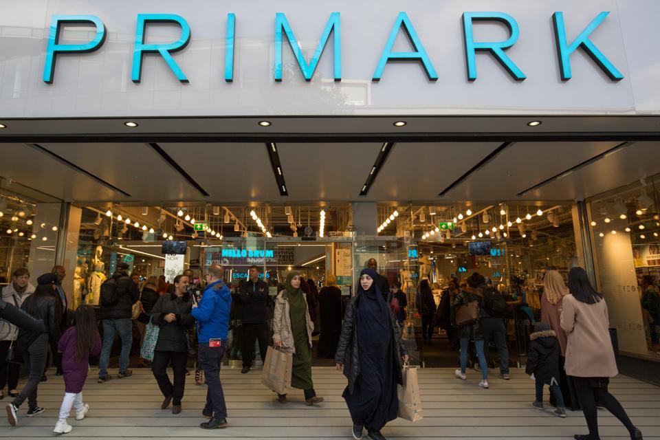 World's biggest Primark store opening