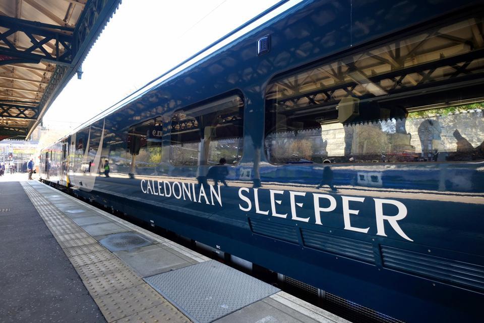 Caledonian Sleeper stock