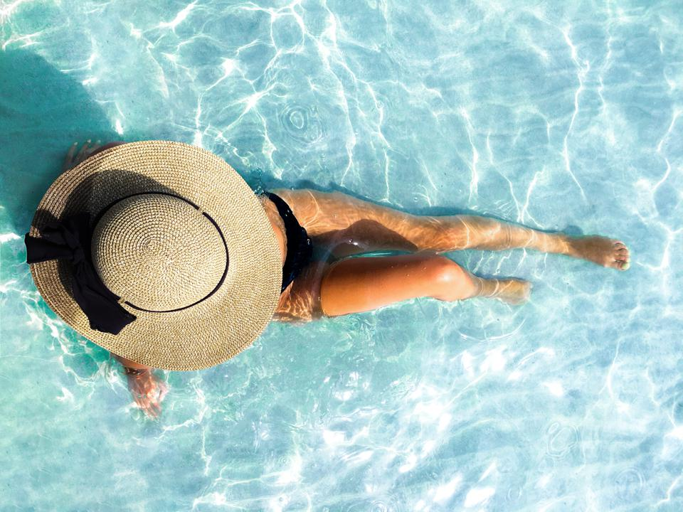 Americans lie about their vacations all the time.