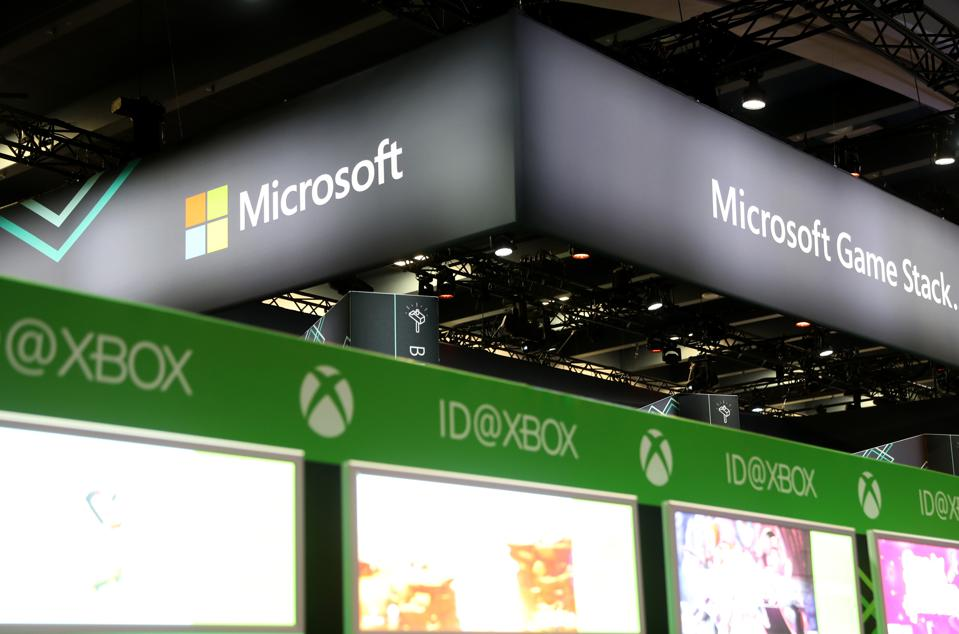 Gaming Industry Conference GDC Held In San Fransisco
