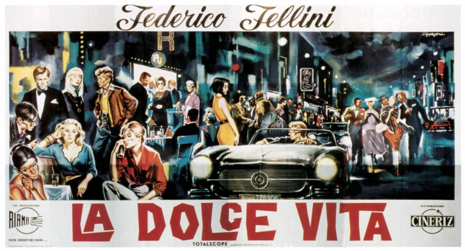 """Celebrate """"La Dolce Vita"""" With These Cinematic Love Letters To Italy"""