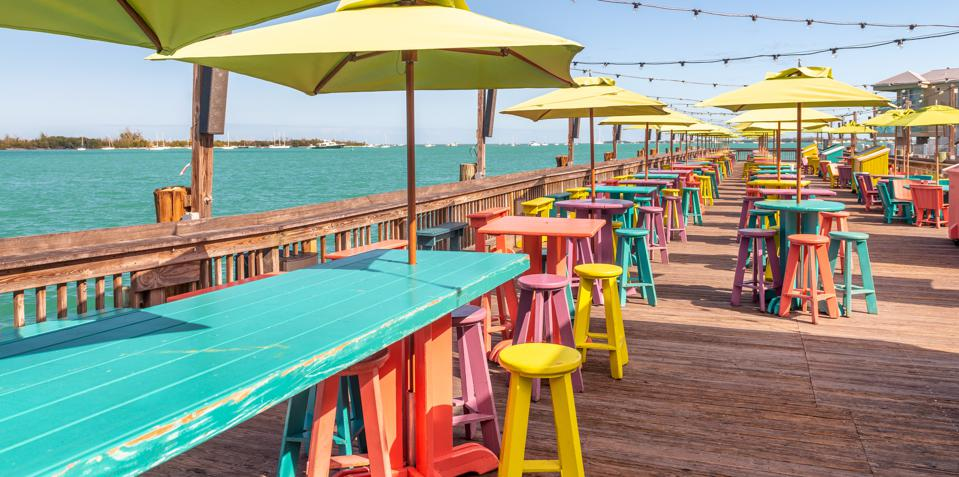 Restaurants are closed in the Florida Keys
