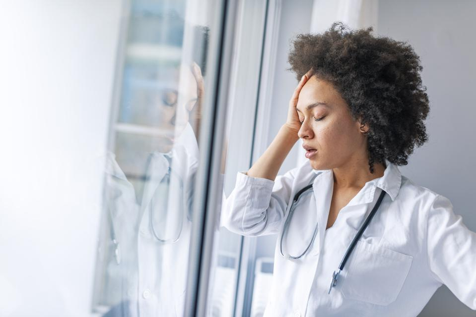 When burnout hits home, it's difficult to function.