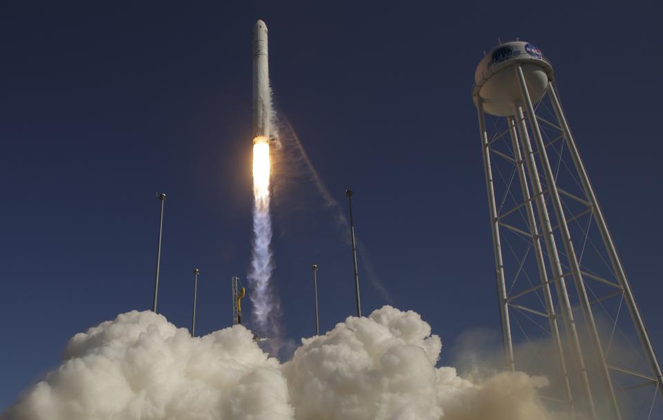 Orbital Transports works with rocket types around the world, including the Antares rocket.