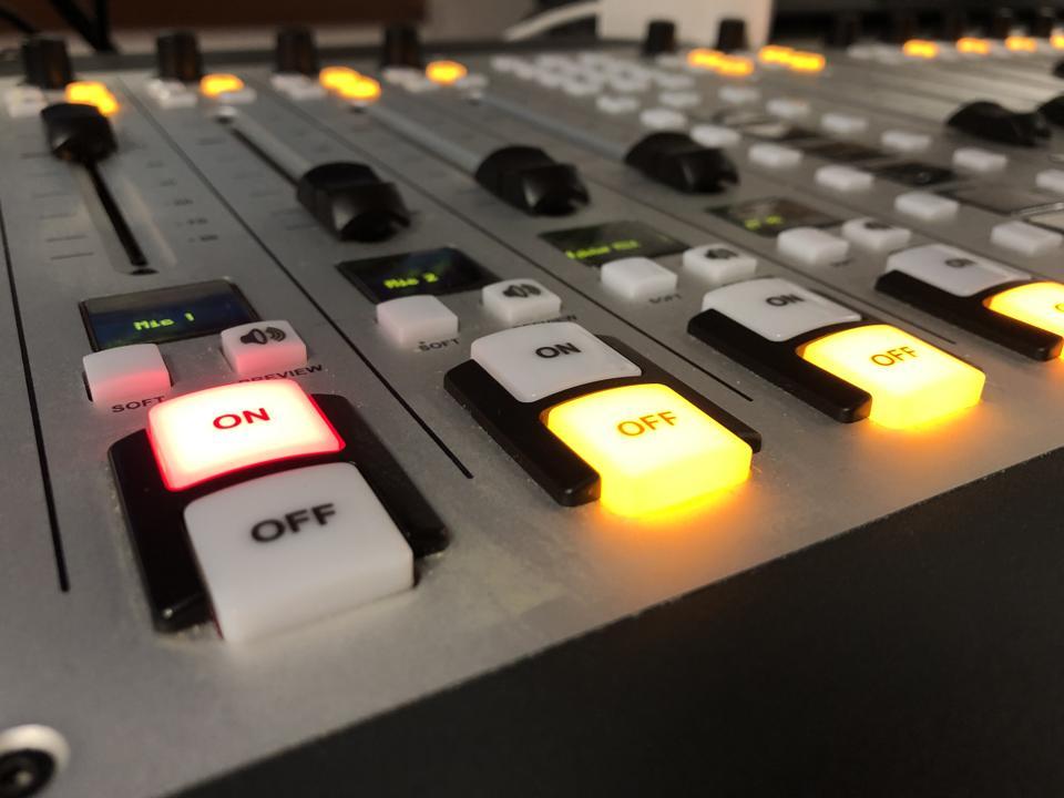 Broadcast Audio Board