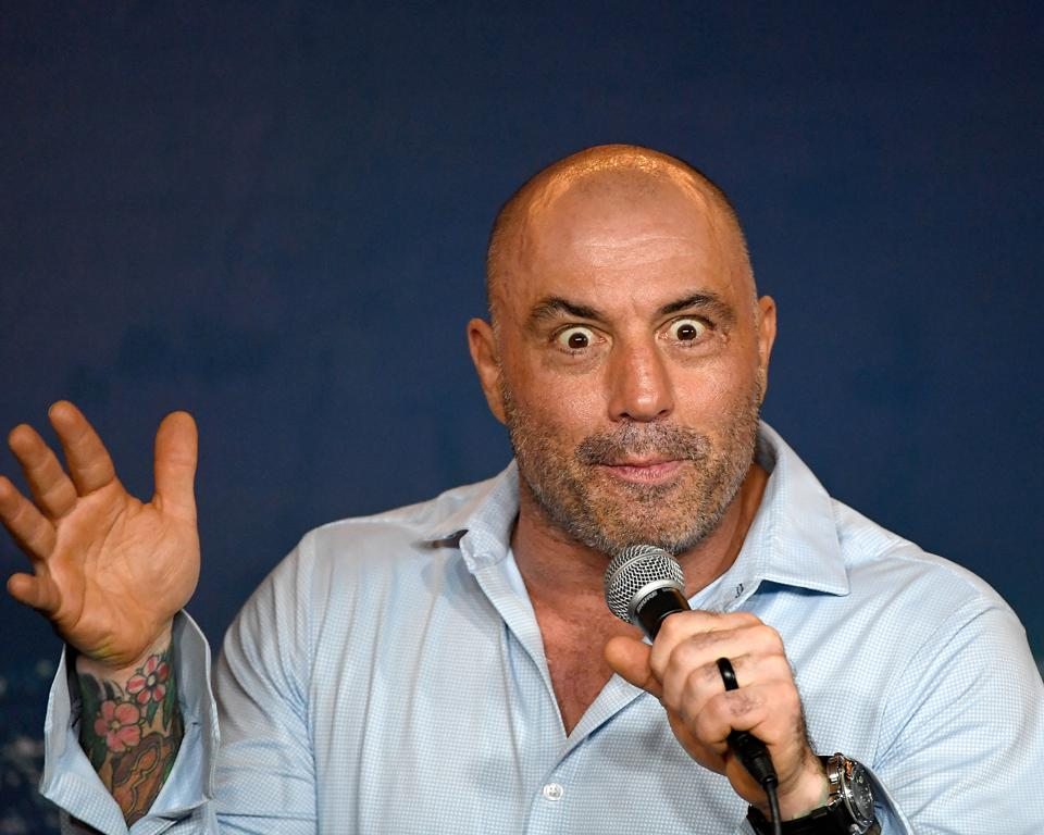 Joe Rogan's Endorsement: The Stain On Bernie Sanders That Some Voters Think Makes Him More Attractive