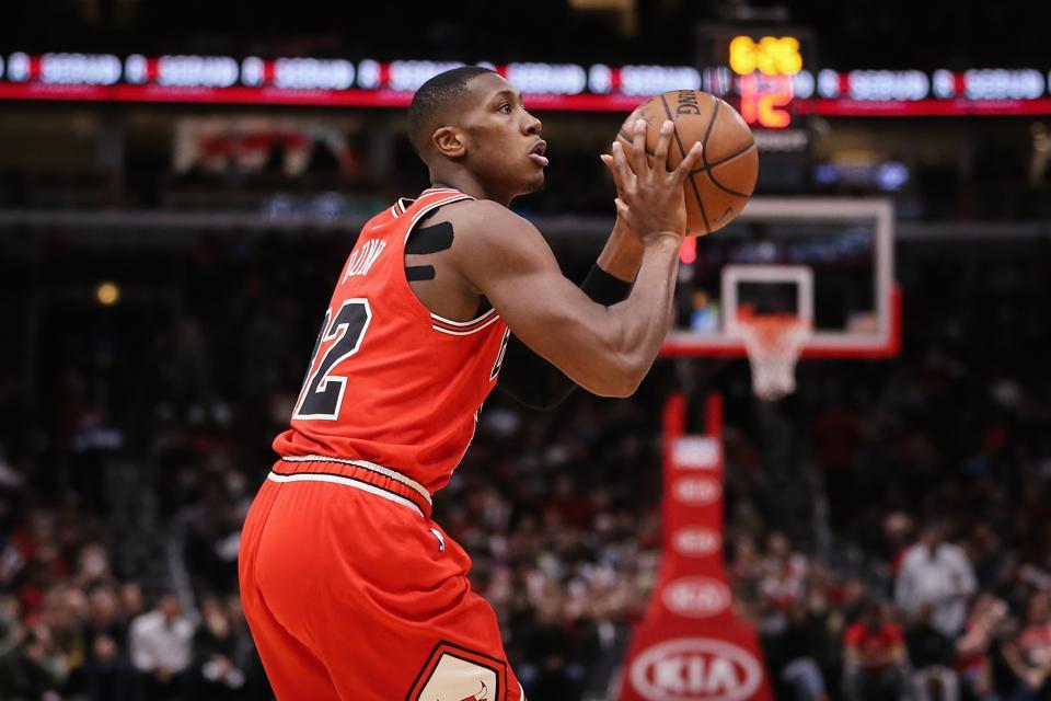 Utah Jazz v Chicago Bulls