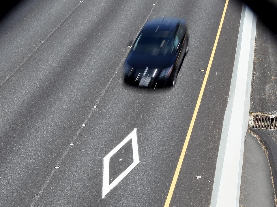 Carpool lanes to disappear with advent of self-driving cars.