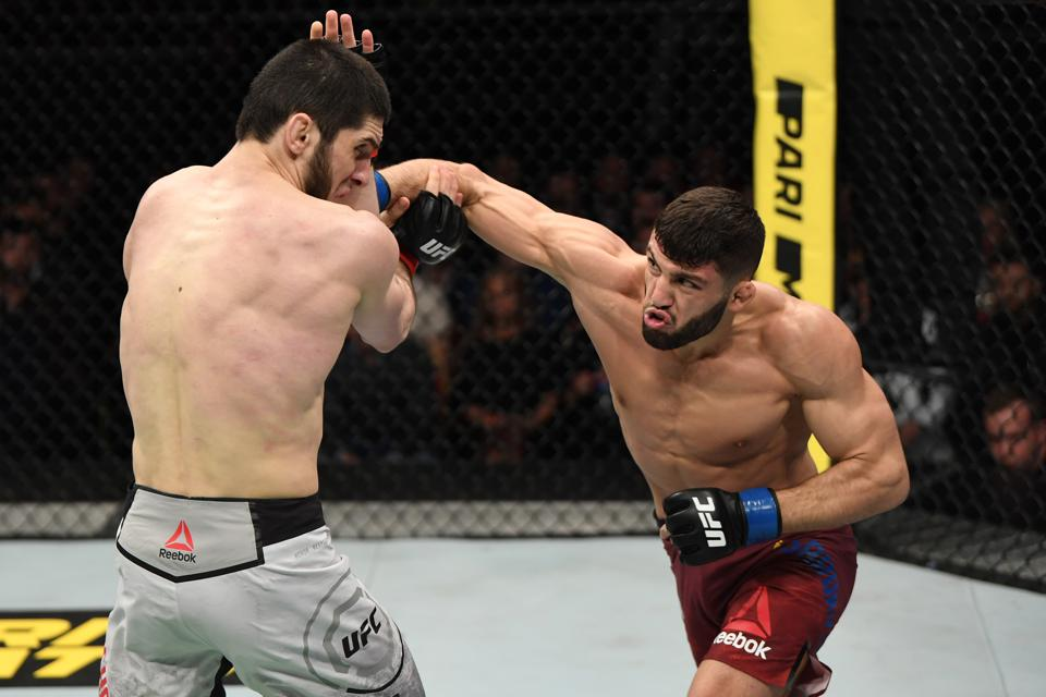 UFC Fight Night: Makhachev v Tsarukyan