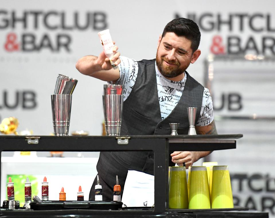 Nightclub & Bar Convention And Trade Show - Day 2