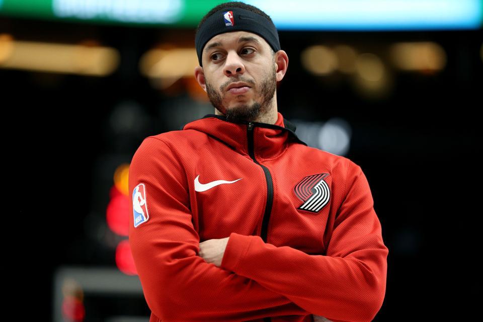 Detroit Pistons v Portland Trail Blazers