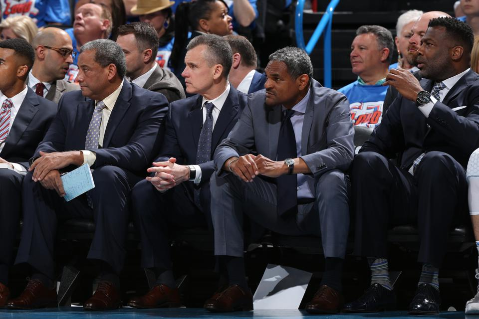 Oklahoma City Thunder Set To Have New Look With Both Roster And Coaching Staff