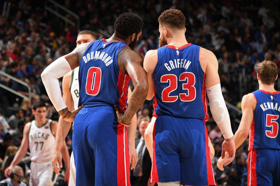 finest selection a2970 792f0 5 Things To Watch For As The Detroit Pistons Enter Free Agency
