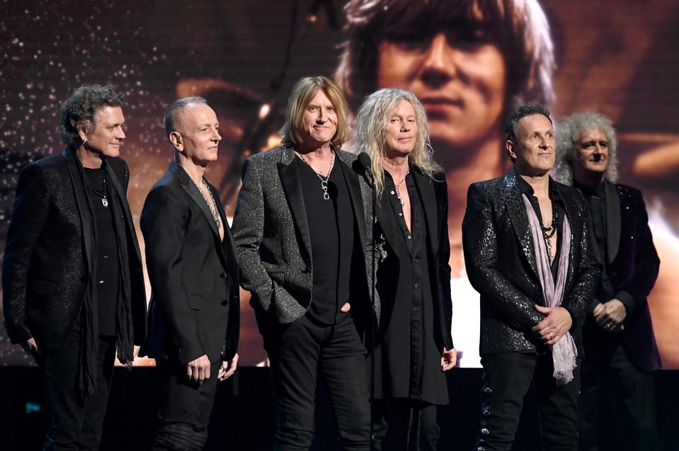2019 Rock & Roll Hall Of Fame Induction Ceremony - Show