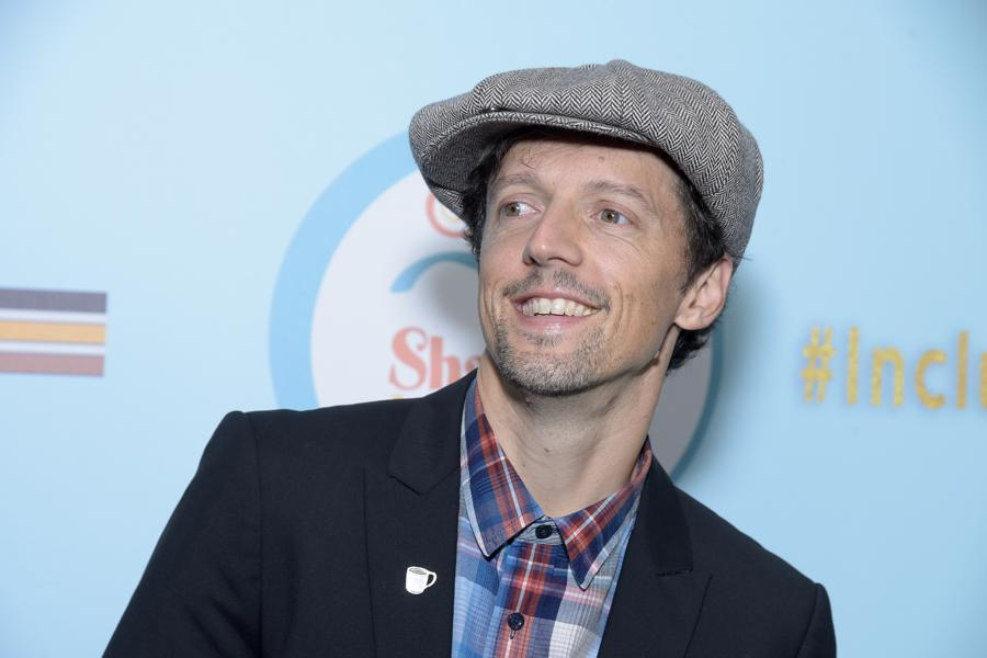 Jason Mraz's 'I'm Yours' Has Officially Moved 10 Million Copies And Been Certified Diamond