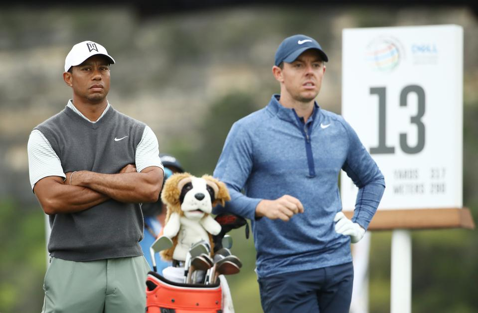 World Golf Championships-Dell Technologies Match Play - Round Four