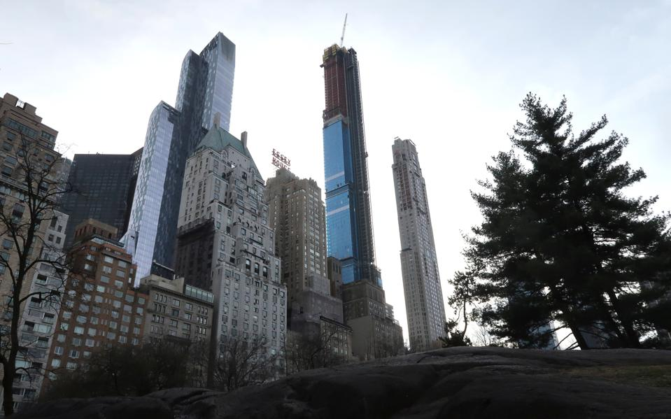Central Park Tower in New York City