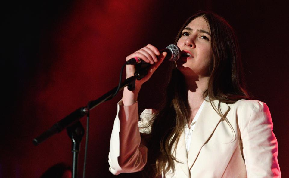 Weyes Blood Performs At Islington Assembly Hall
