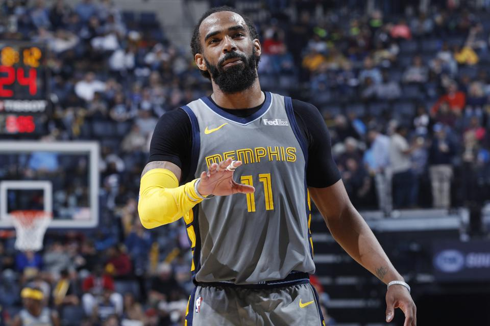 Projecting Mike Conley's 2019-20 Numbers For The Utah Jazz