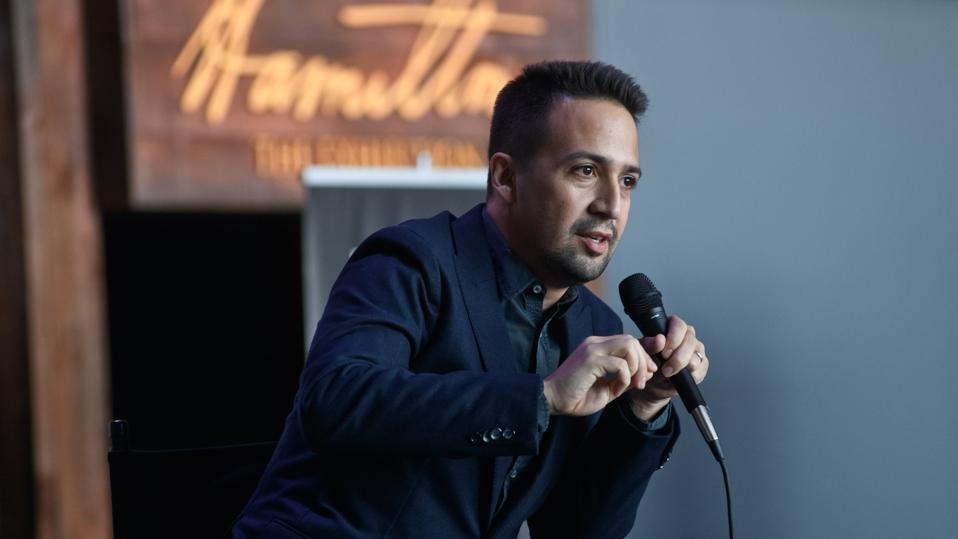 Hamilton: The Exhibition World Premiere - Press Conference & Ribbon Cutting