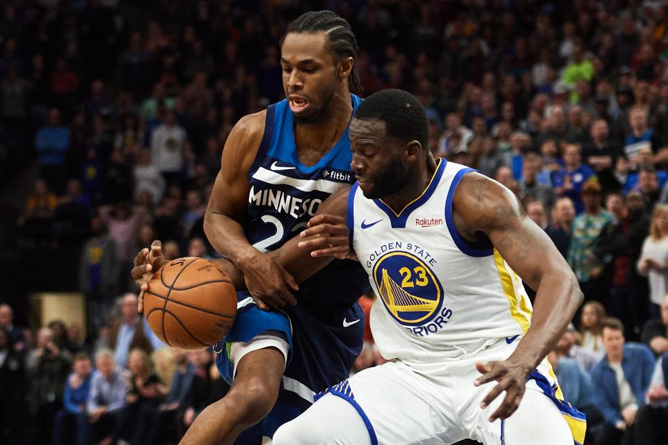 Can Draymond Green make Andrew Wiggins a better defender?