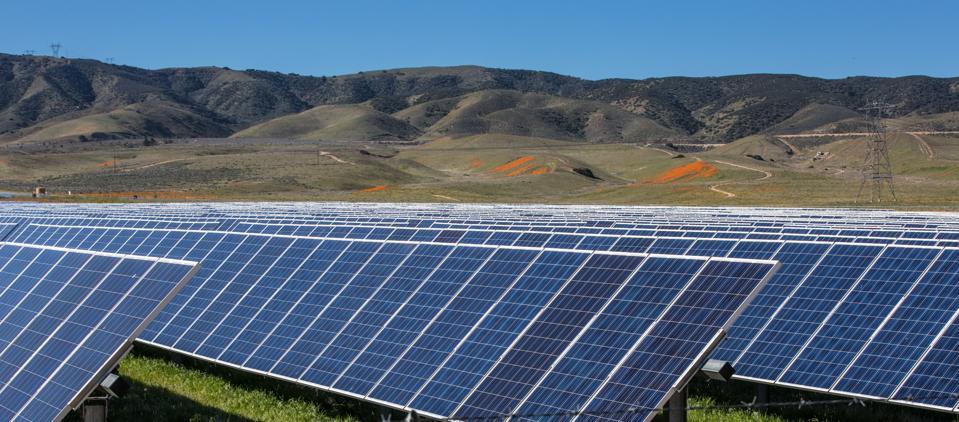Mojave Desert Becomes Solar & Wind Power Center