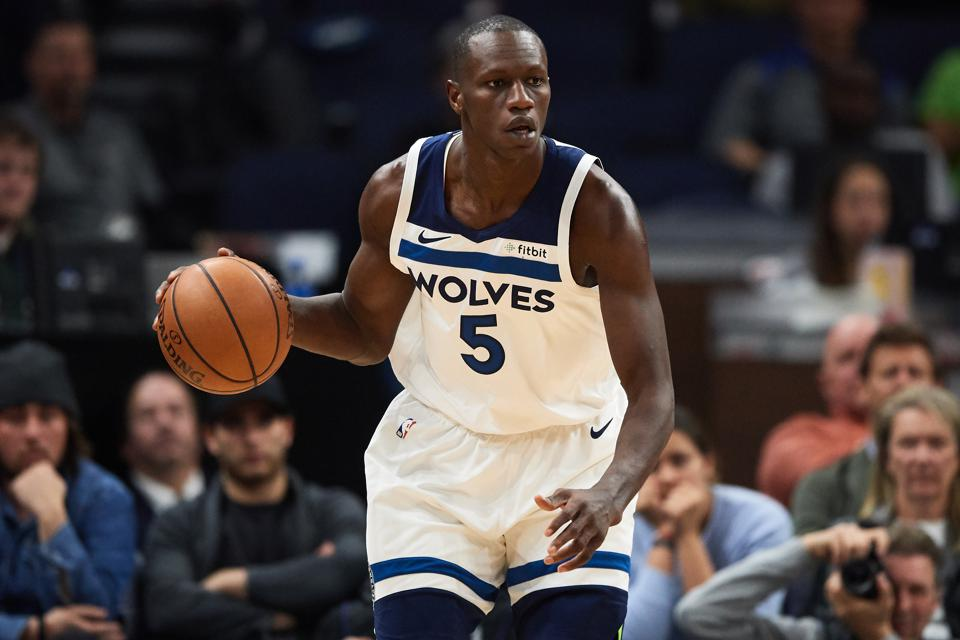 Timberwolves' Gorgui Dieng Funding Massive Aid Project In Senegal