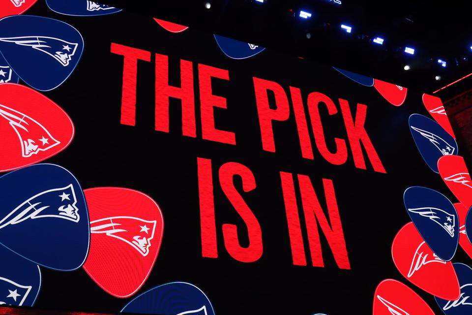 NFL: APR 25 2019 NFL Draft