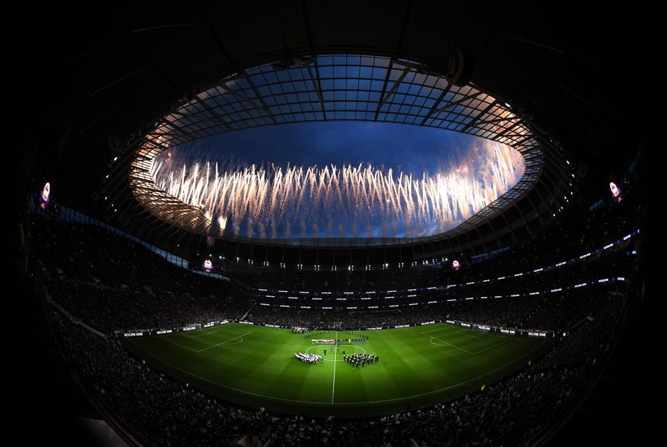 Why Tottenham Hotspur S 1 Billion Stadium Will Be The Last Of Its Kind