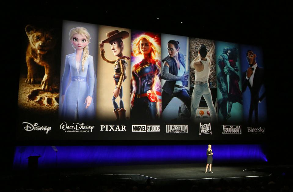 2019 CinemaCon - Walt Disney Studios Motion Pictures Special Presentation
